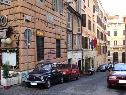 Фотографии города Рим, Италия (389 фото) (2 часть)