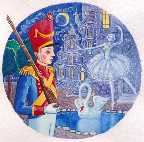 Детские иллюстрации от Скрипниченко Киры. (Россия) (44 работ)