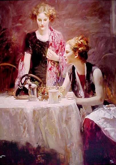 Works by Pino Daeni (164 работ)