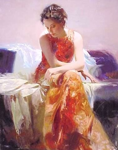 Works by Pino Daeni (164 работ)