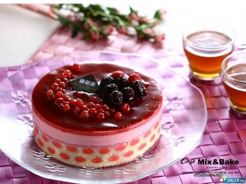 Пироженки и тортики (22 фото)