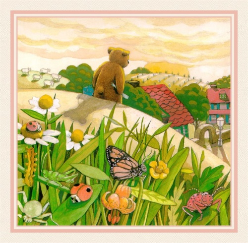 Детский иллюстратор Susan Jeffers (17 работ)