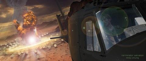 Terminator Salvation - Concept Arts (43 работ)