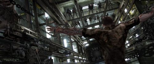 Terminator Salvation - Concept Arts (43 работ)