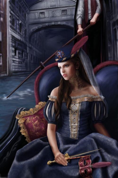 Художник-иллюстратор Яна Кучеева (Великобритания, Лондон) (31 работ)