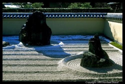 Сад камней (74 фото)