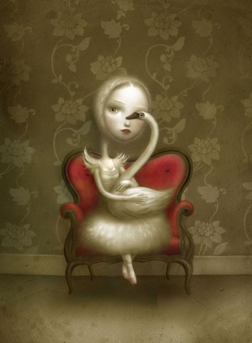 Nicoletta Ceccoli - Николетта Чеколи - иллюстратор детских книг (64 работ)
