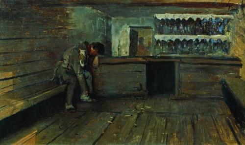 Рябушкин Андрей Петрович (1861-1904) (54 работ)