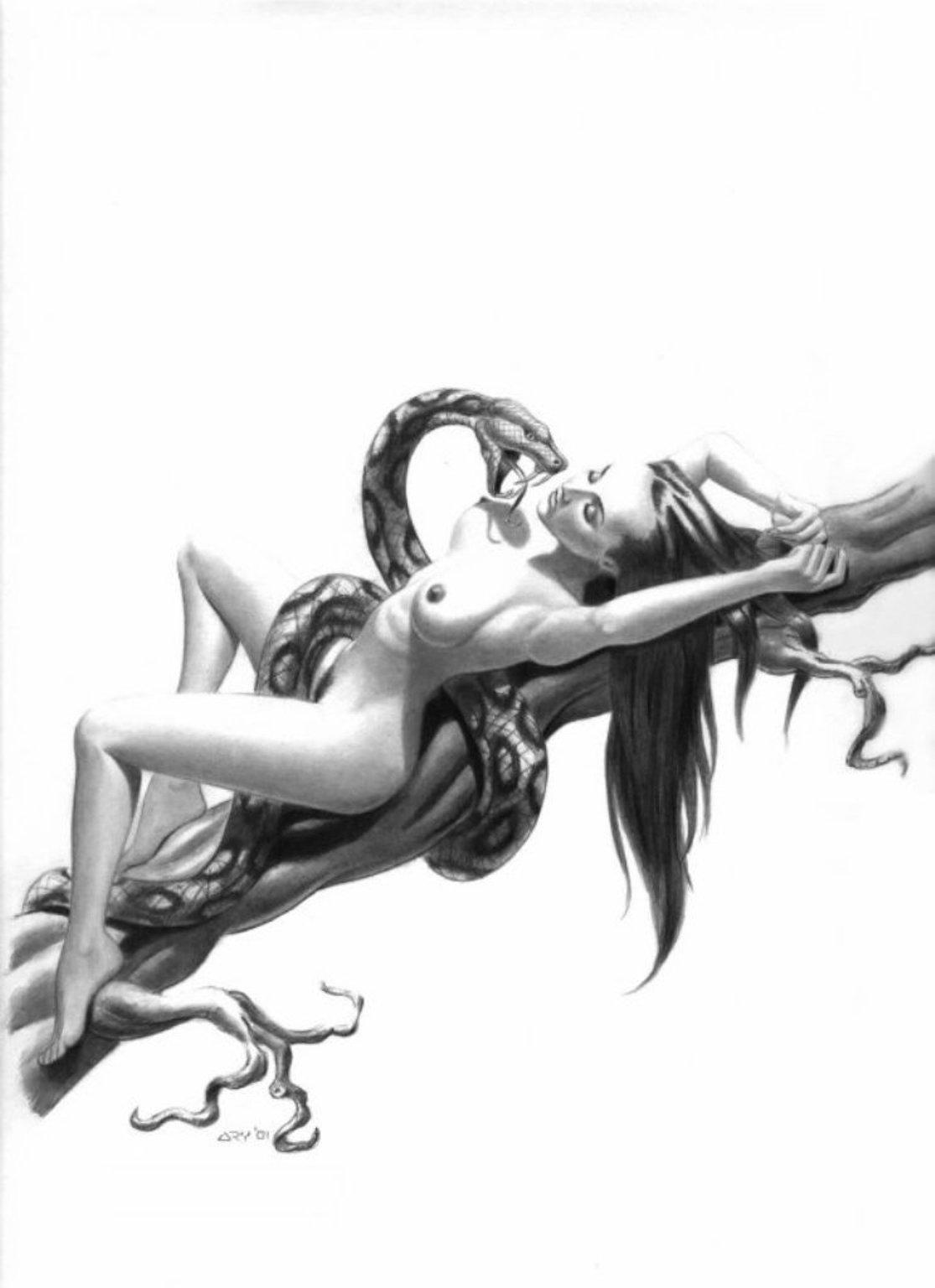 Рисунки девушки эротика карандашом 16 фотография