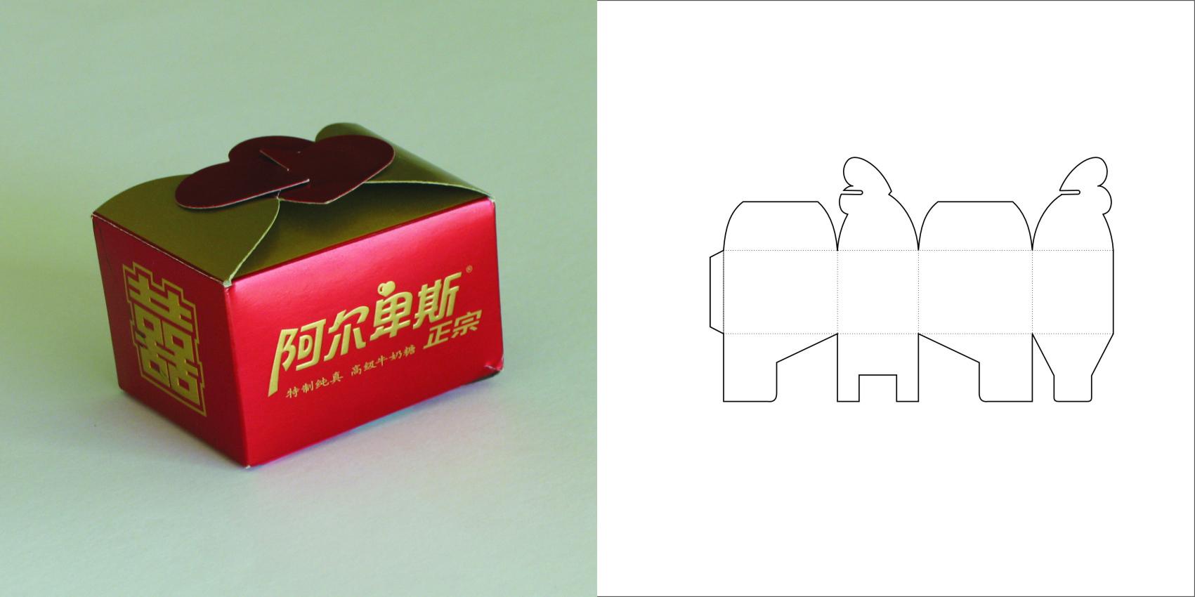 Коробка с единорогом своими руками