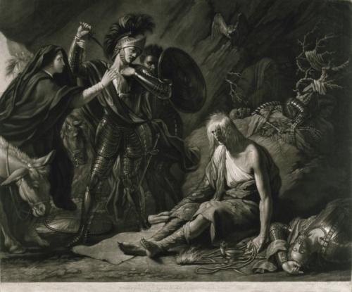 Benjamin West (1738-1820) (90 работ)