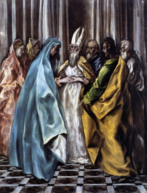 El Greco (308 работ)