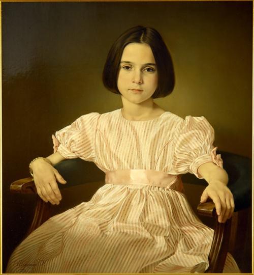 Николай Шурыгин. Портреты (34 работ)