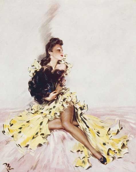 Британский иллюстратор David Wright (pin-up) (99 работ)