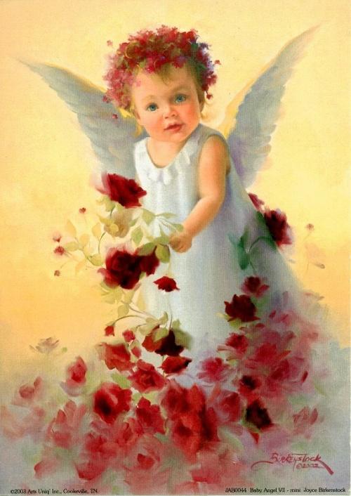 Baby Angels (22 работ)