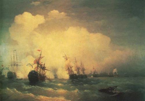 Художник - Иван Константинович Айвазовский (1817-1900) (147 работ)