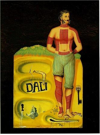 Работы Сальвадора Дали (118 работ)