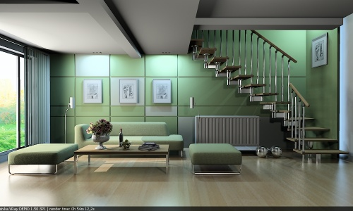3D Interior Pack - Part 1 (71 фото)
