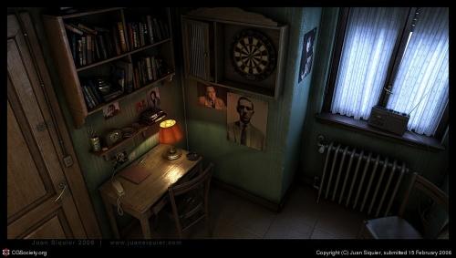 3D Interior Pack - Part 1 (71 фото)