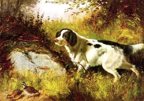 Arthur Fitzwilliam Tait (American, 1819-1905) (55 работ)