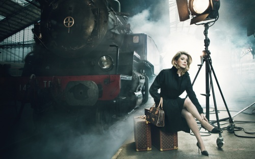 Photography by Annie Leibovitz (10 фото)