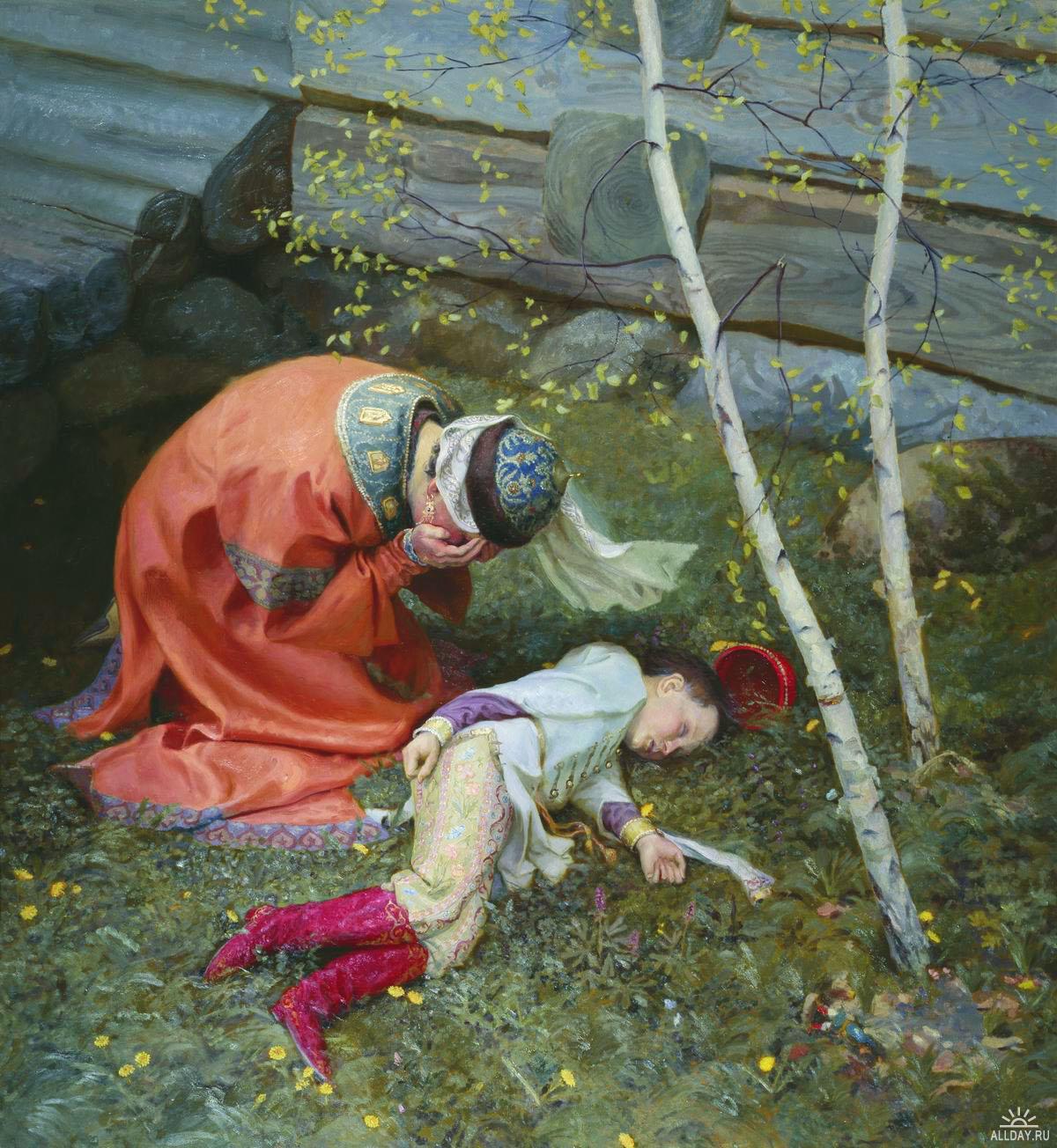 Эротические рассказы царские опричники 11 фотография