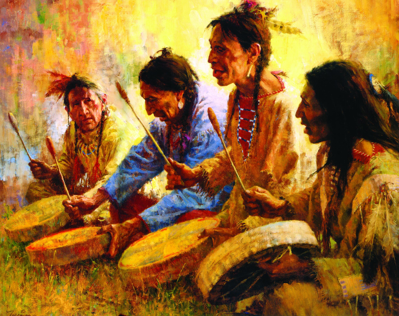 игры индейцы 2
