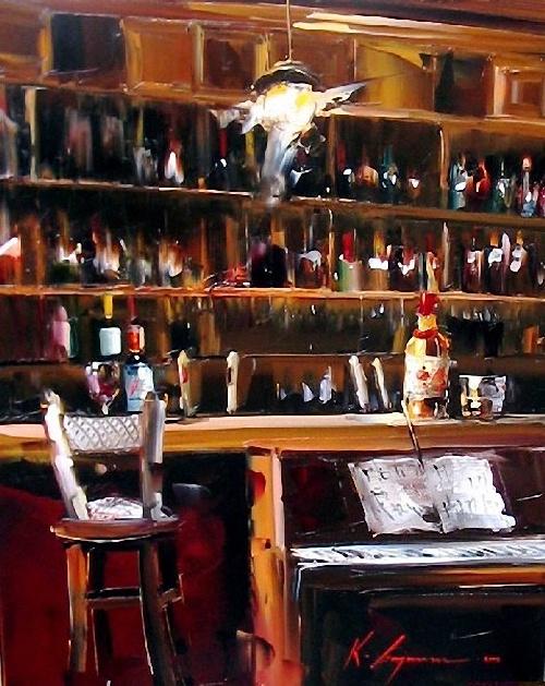 Творчество Kal Gajoum (61 работ)
