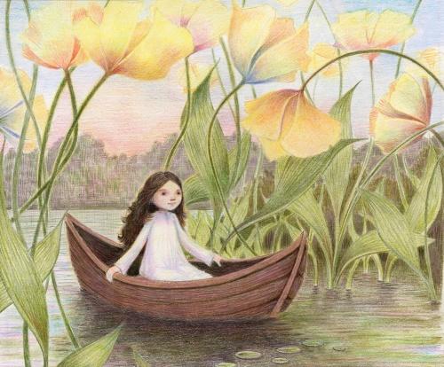 Иллюстрации к детским книгам от Kathy Hare (63 работ)