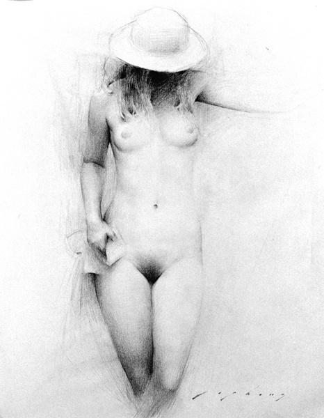 The Art of Jeremy Lipking (55 работ)