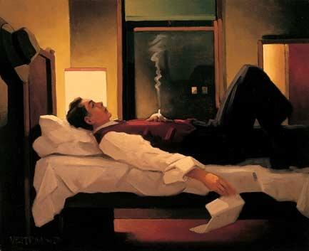 Джек Веттриано (Jack Vettriano) (37 работ)
