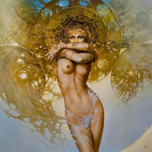 Творчество Karol Bak (77 работ)