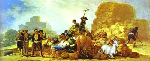 Франсиско Хосе де Гойя-и-Лусьентес (Francisco de Goya) (477 работ)