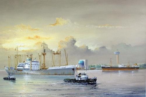 Работы художника Hans Breeman (75 работ)