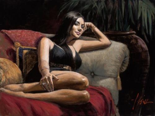 Works by Fabian Perez (245 работ)
