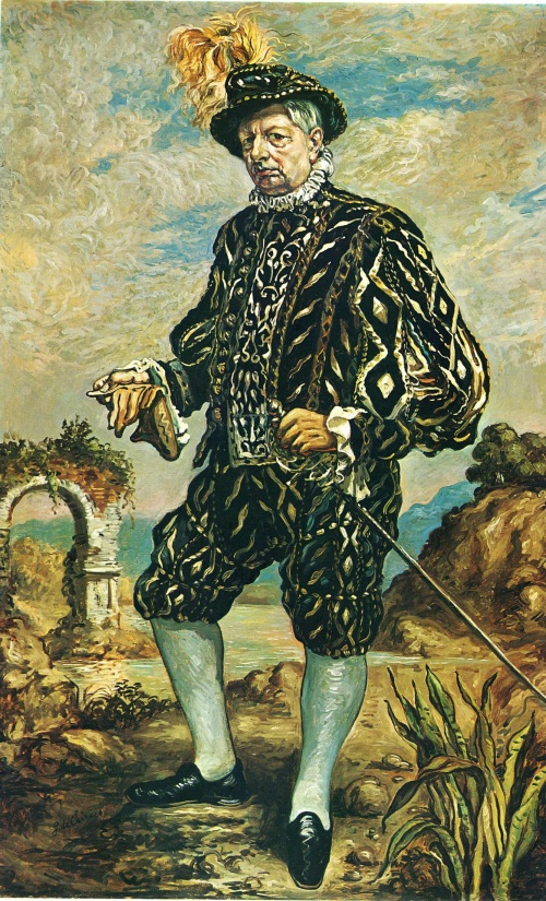 Джорджо Де Кирико (Giorgio de Chirico) - итальянский живописец (227 работ)