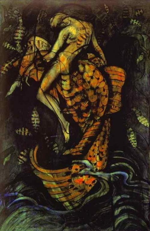 Франсис Пикабиа ( Francisco Maria Martinez Picabia della Torre) (257 работ)