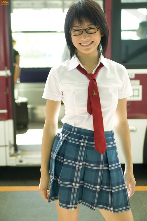 Japanese School Girls Gallery (145 фото) (эротика)