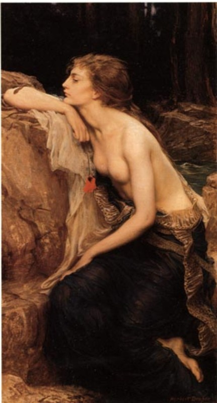 Herbert James Draper (1864-1920) (21 работ)