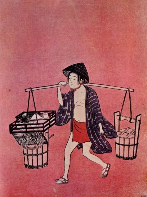 Судзуки Харунобу (Suzuki Harunobu) - японский график и живописец (28 работ)