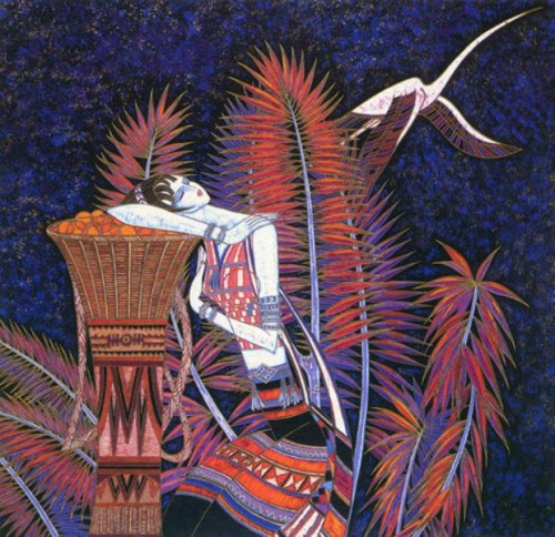 Живопись Китая. Ting Shao Kuang (44 работ)