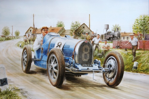 Nice Old cars HQ Pictures collection. Vol.1 (14 работ)