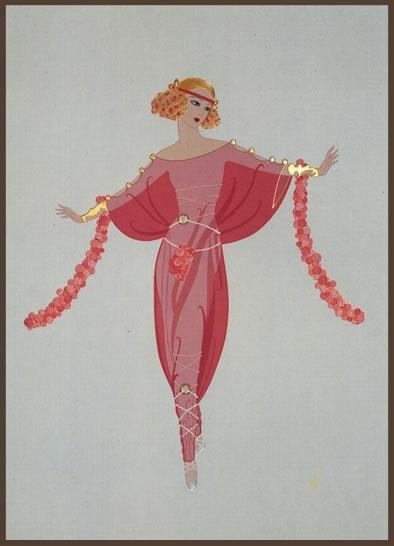 Roman de Tirtoff (Роман Тыртов) (1892-1990) (445 работ)