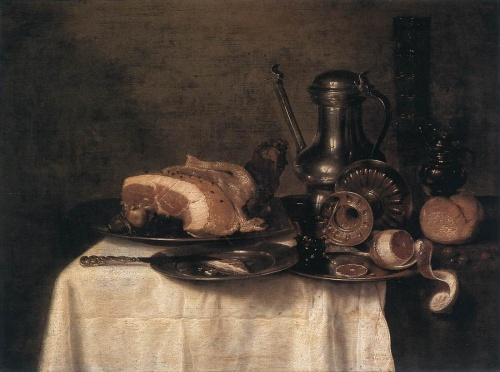 Нидерландские живописцы 15-18 веков. ч.22 (55 работ)