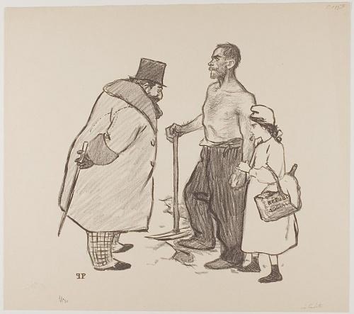 Theophile-Alexandre Steinlen (1859-1923) (83 работ)
