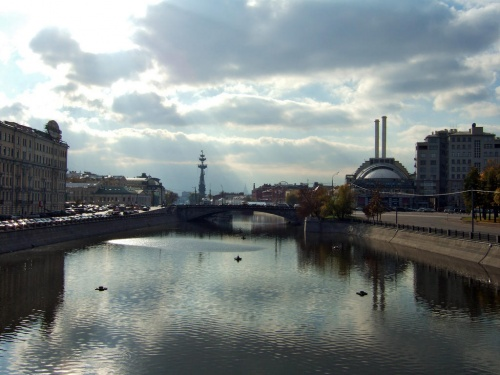 Большой сборник фото Москвы (100 фото)