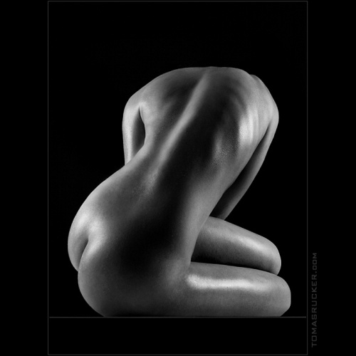 Фотоработы ню от Tomas Rucker (70 фото) (эротика)
