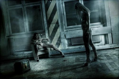 Авторские фотоработы фотохудожника Stefan Gesell (56 фото) (эротика)