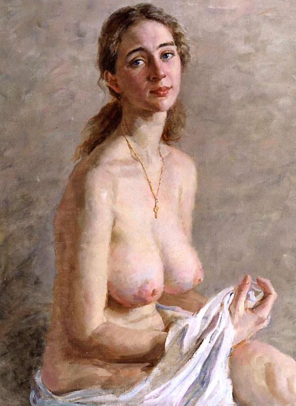 художник и голые бабы-мп1