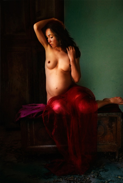 Беременность это красиво (часть 2) (265 фото) (эротика)